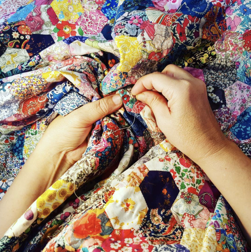 Tips and Tricks – Sewing with Liberty Lawn