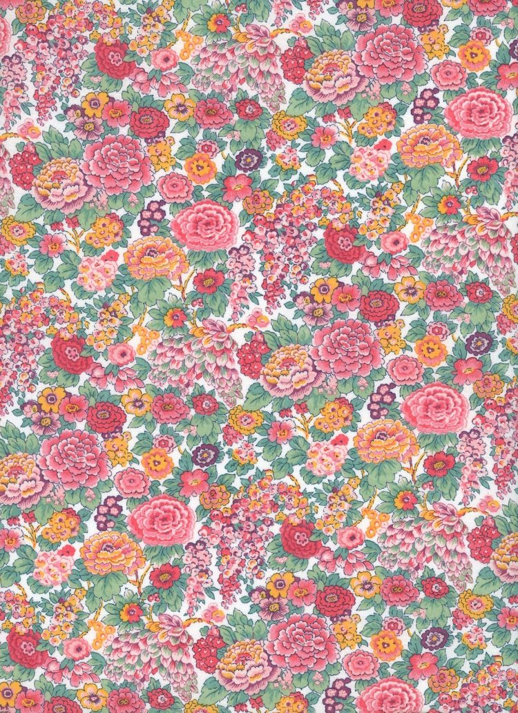 Elysian Day D - Liberty Augusta Linen - Liberty of London