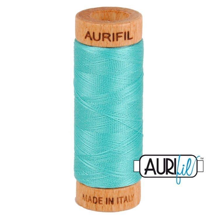 Light Jade 1148 80wt Aurifil Thread