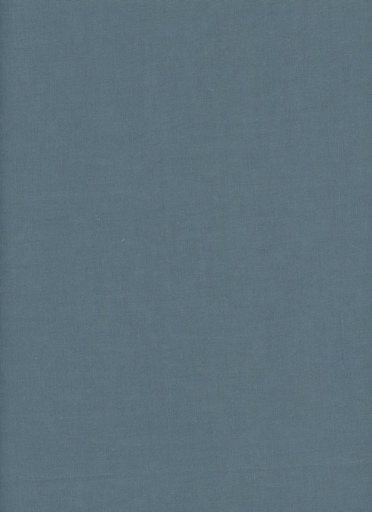 Ocean Blue #124 The Strawberry Thief Linen - 100% Linen