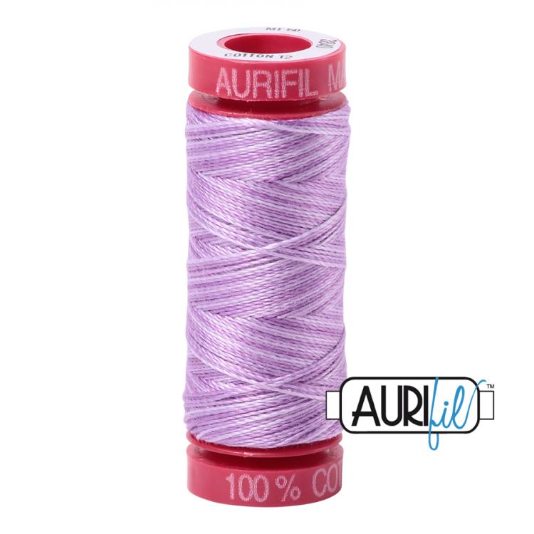 French Lilac 3840 12wt Aurifil Thread