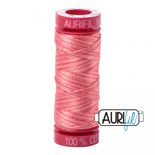 Aurifil Thread 12wt – 4250 Flamingo