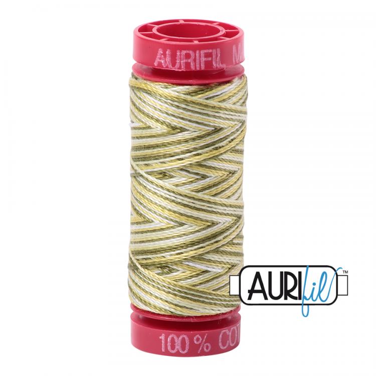 Spring Prairie 4653 12wt Aurifil Thread