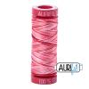 Strawberry Parfait 4668 12wt Aurifil Thread