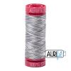 Silver Fox 4670 12wt Aurifil Thread