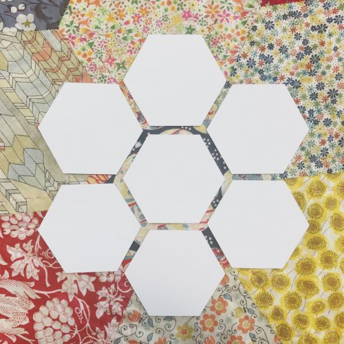 1 Inch Hexagon Papers – 260qty