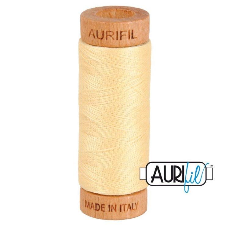 Champagne 2105 80wt Aurifil Thread