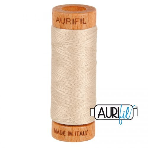 Aurifil Thread 80wt – 2312 Ermine