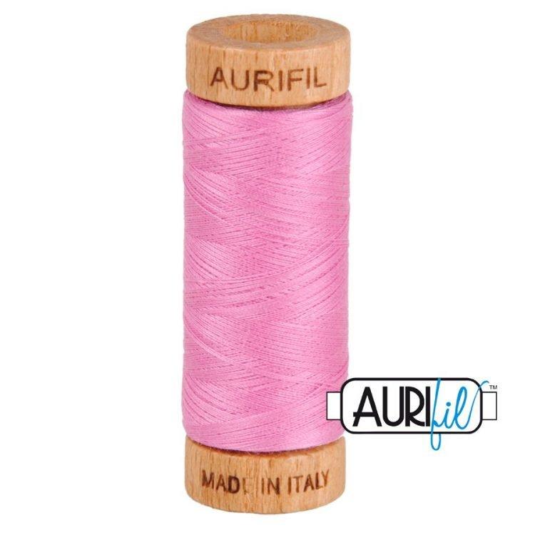 Medium Orchid 2479 80wt Aurifil Thread