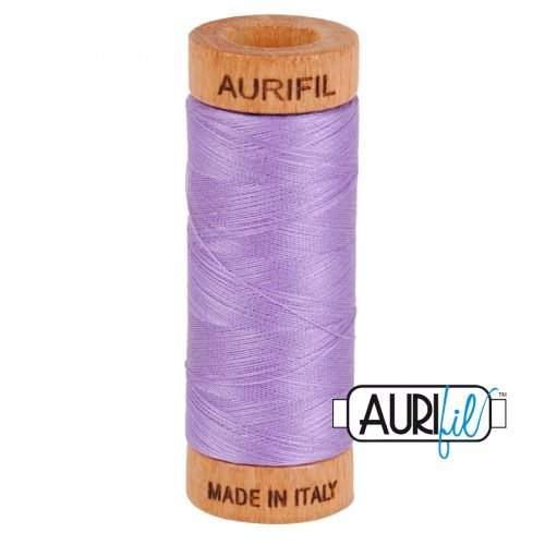 Aurifil Thread 80wt – 2520 Violet