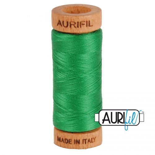 Aurifil Thread 80wt – 2870 Green