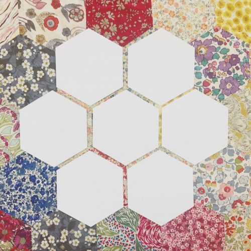 2 Inch Hexagon Papers – 90qty
