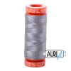 Mist 2606 50wt Aurifil Thread