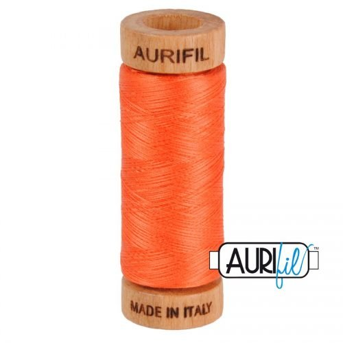Aurifil Thread 80wt – 1154 Dusty Orange