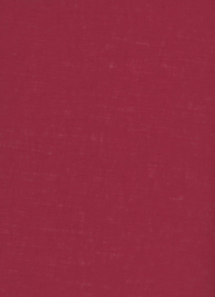 Burgundy Linen - The Strawberry Thief