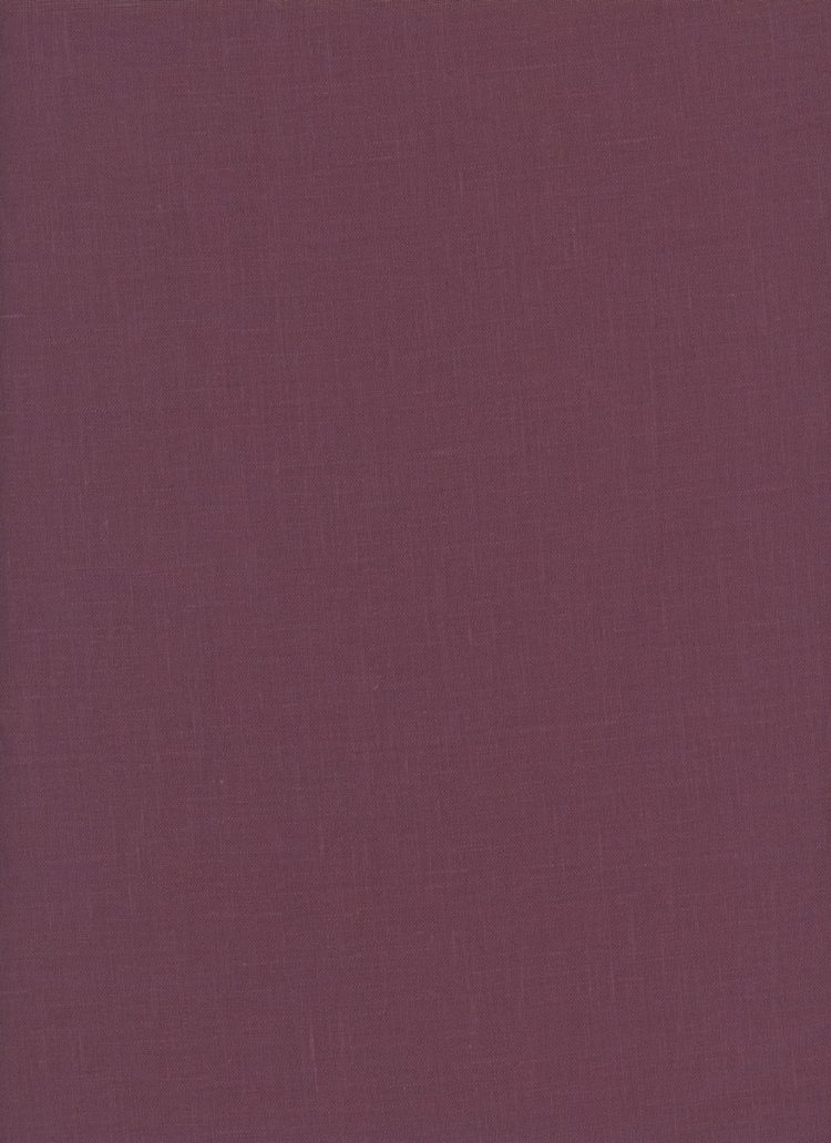 Grape #7 The Strawberry Thief Linen - 100% Linen