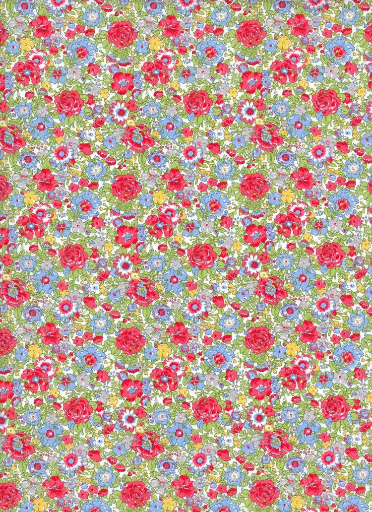 Amelie E - Liberty Tana Lawn Classic Collection - Liberty of London