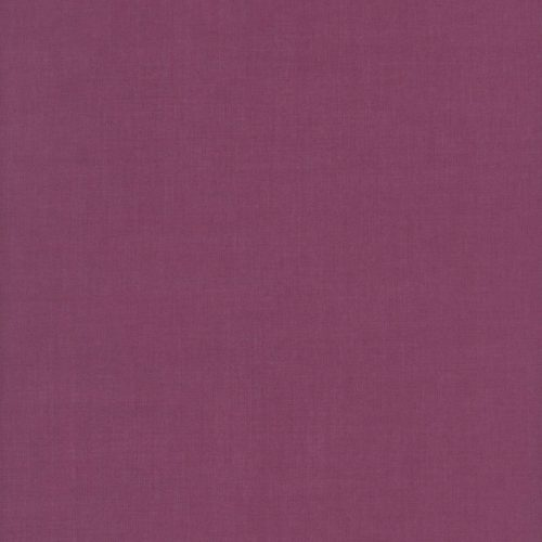 Aubergine - Liberty Tana Lawn Solids - Liberty of London