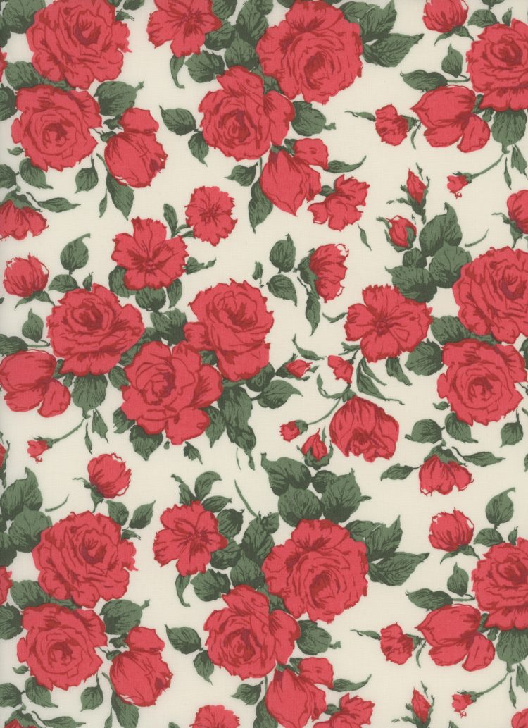 Carline Rose 19A - Liberty Tana Lawn Classic Collection - Liberty of London