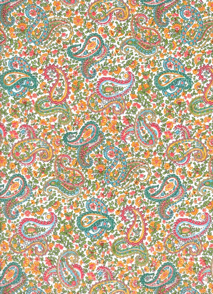 Charles C - Liberty Tana Lawn Classic Collection - Liberty of London