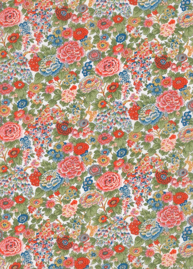 Elysian Day A - Liberty Tana Lawn Cloassic Collection - Liberty of London