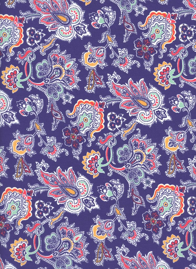 Louis D - Liberty Tana Lawn Classic Collection - Liberty of London