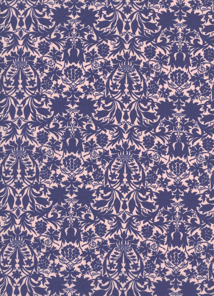 Mortimer Silhouette C - Liberty Tana Lawn Classic Collection - Liberty of London