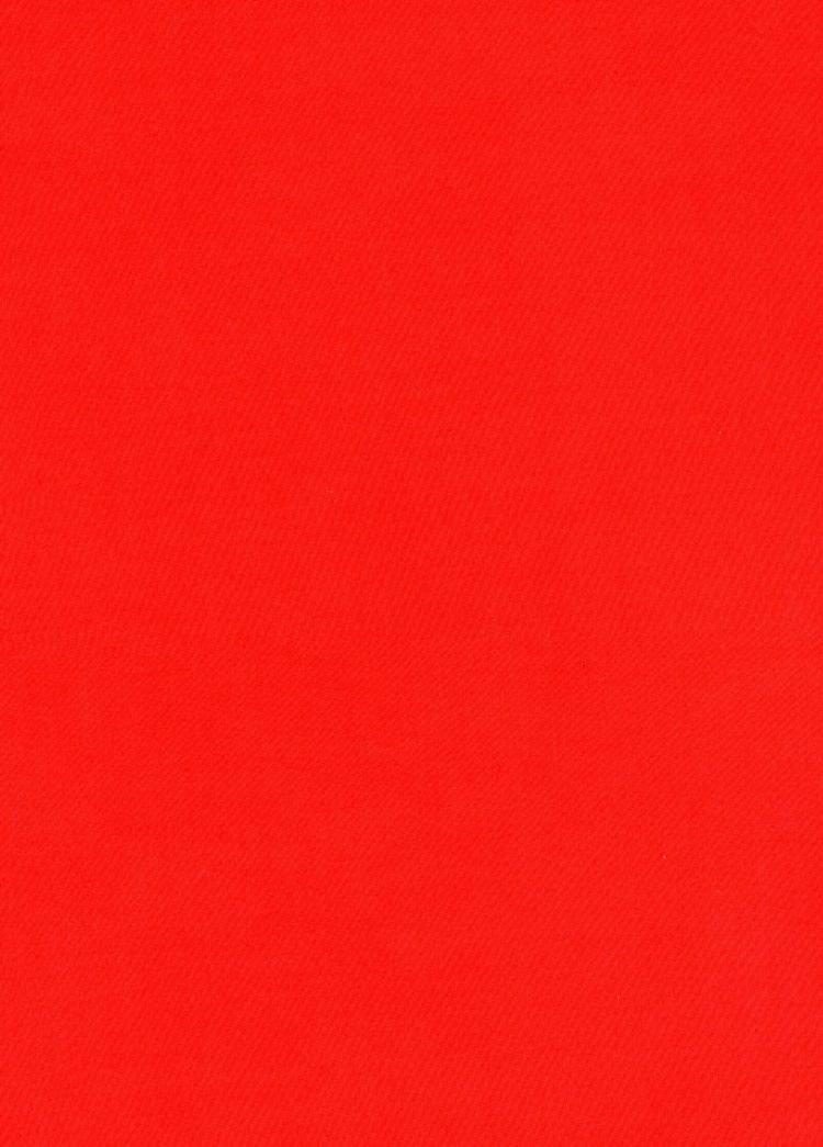 Poppy Red M - Liberty Tana Lawn Solids - Liberty of London