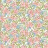Swirling Petals 19C - Liberty Tana Lawn Classic Collection - Liberty of London