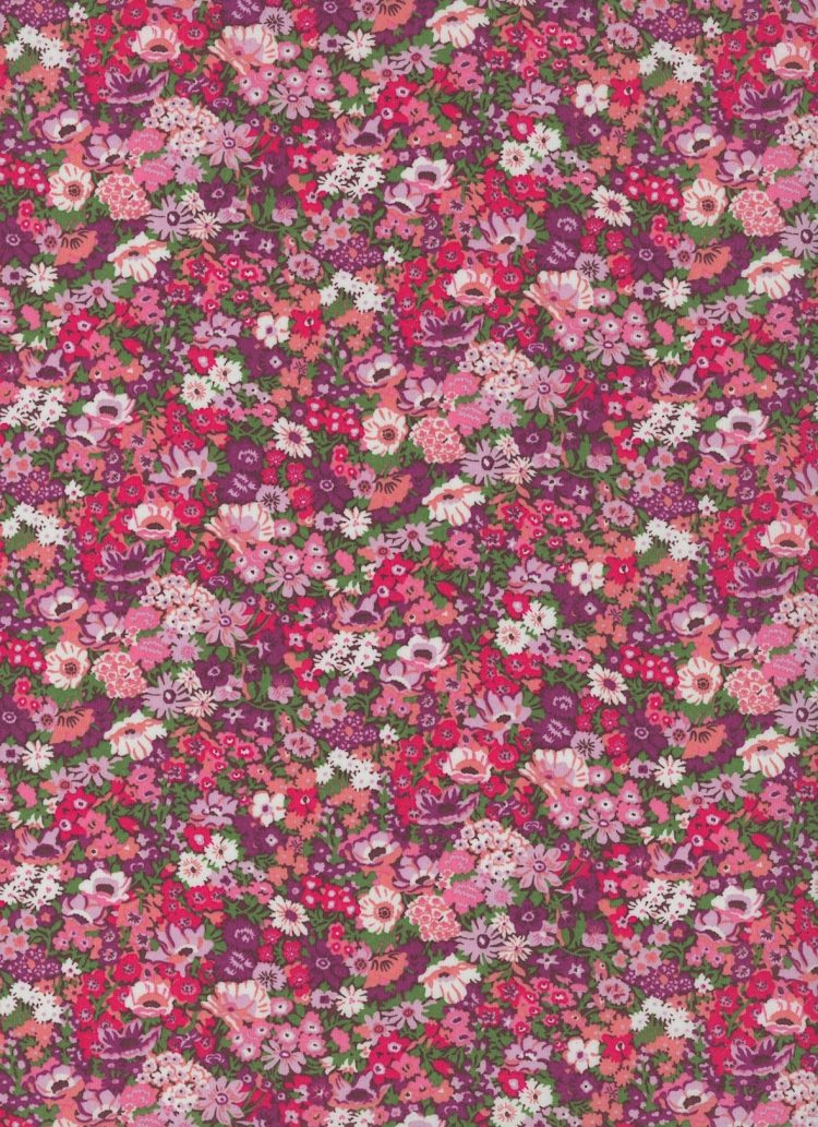 Thorpe Hill C - Liberty Tana Lawn Bespoke Collection - Liberty of London