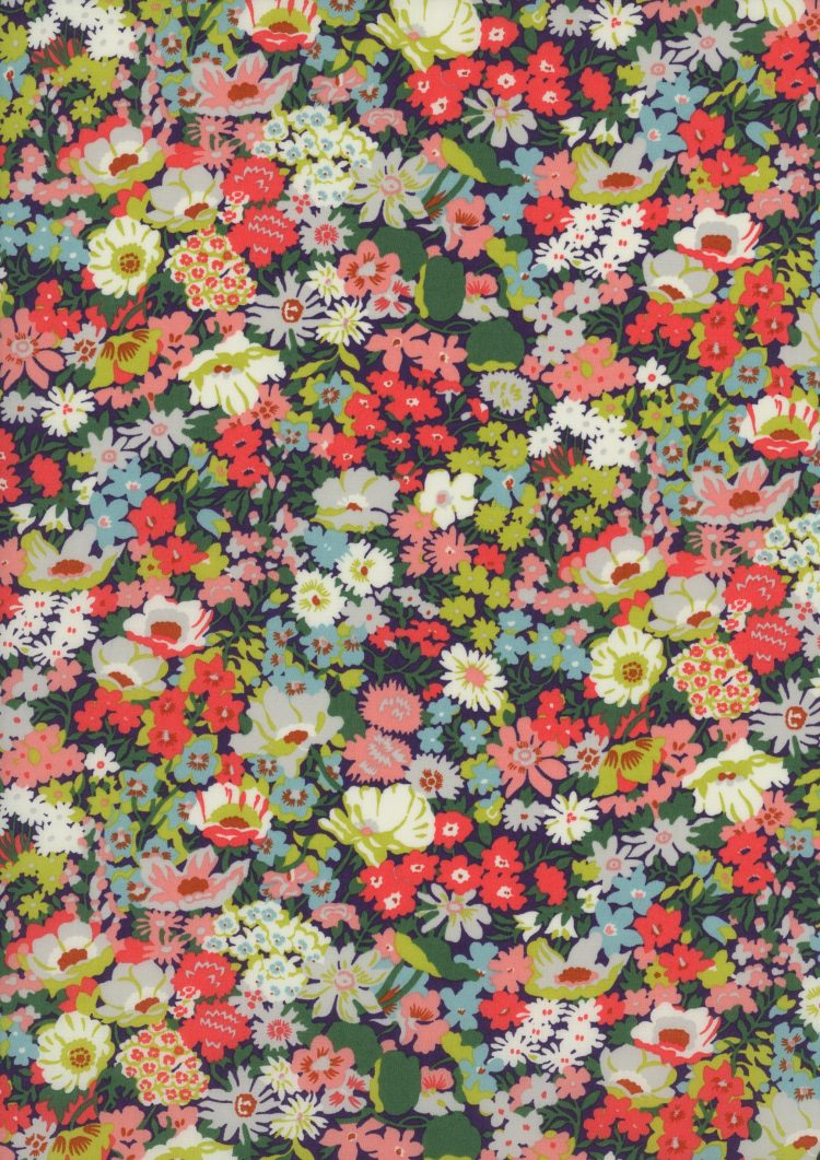 Thorpe C - Liberty Tana Lawn Bespoke Collection - Liberty of London