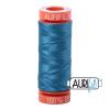 Medium Teal 1125 Aurifil Thread