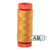 Yellow Orange 2140 Aurifil Thread
