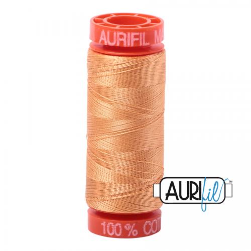Aurifil Thread 50wt – 2214 Golden Honey
