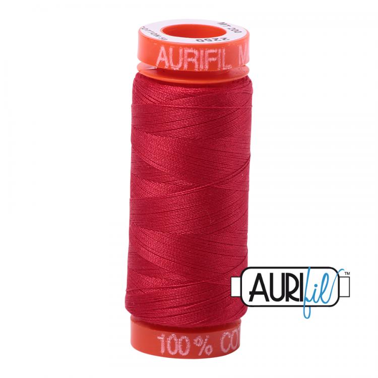 Red 2250 Aurifil Thread