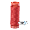 Light Red Orange 2277 Aurifil Thread