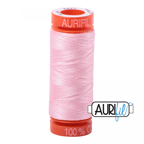 Aurifil Thread 50wt – 2423 Baby Pink