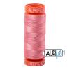 Peachy Pink 2435 Aurifil Thread