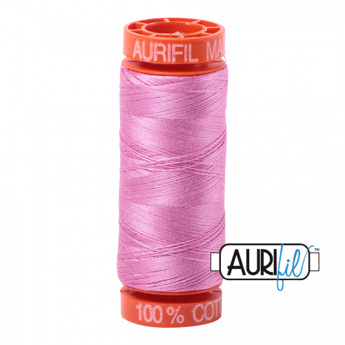 Aurifil Thread 50wt – 2479 Medium Orchid