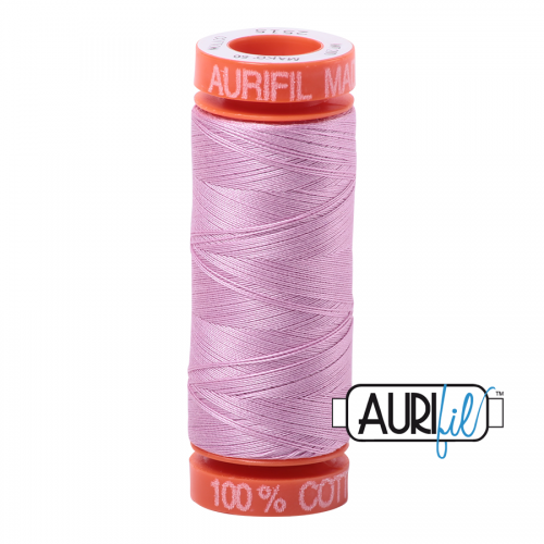Aurifil Thread 50wt – 2515 Light Orchid