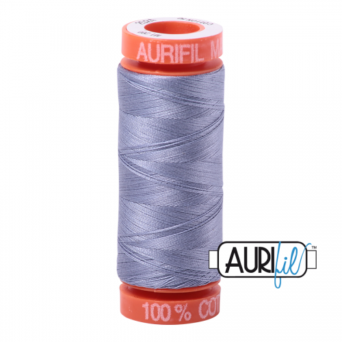 Aurifil Thread 50wt – 2524 Grey Violet