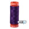Medium Purple 2545 Aurifil Thread
