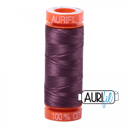 Aurifil Thread 50wt – 2568 Mulberry