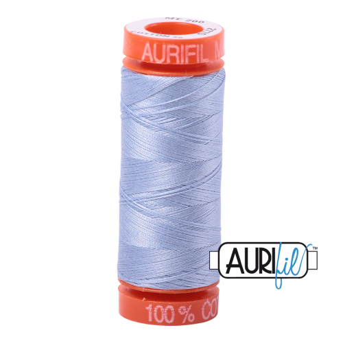 Aurifil Thread 50wt – 2770 Very Light Delft