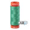 Light Emerald 2860 Aurifil Thread