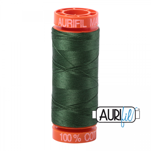 Aurifil Thread 50wt – 2892 Pine