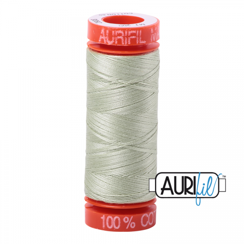 Aurifil Thread 50wt – 2908 Spearmint