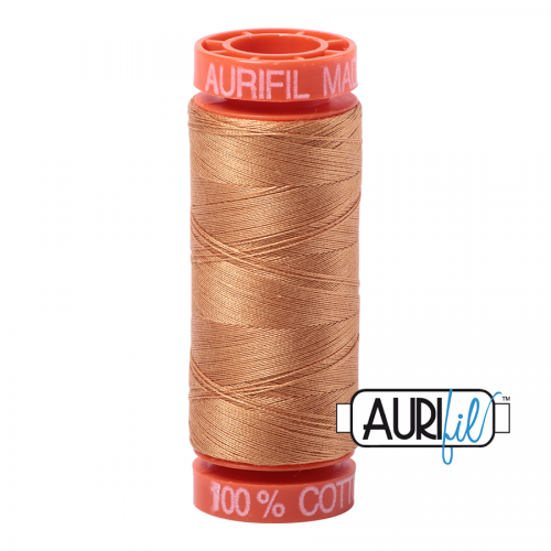 Aurifil Thread 50wt – 2930 Golden Toast