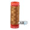 Brass 2975 Aurifil Thread