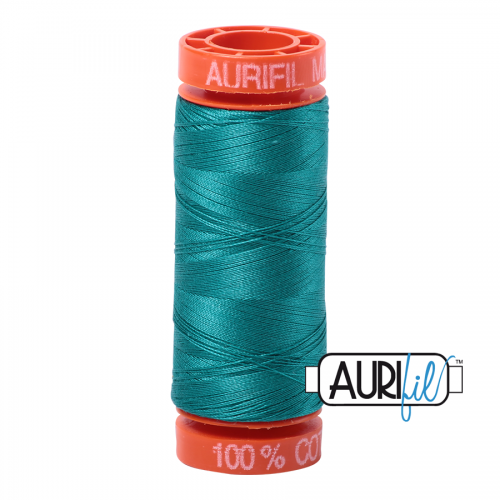 Aurifil Thread 50wt – 4093 Jade